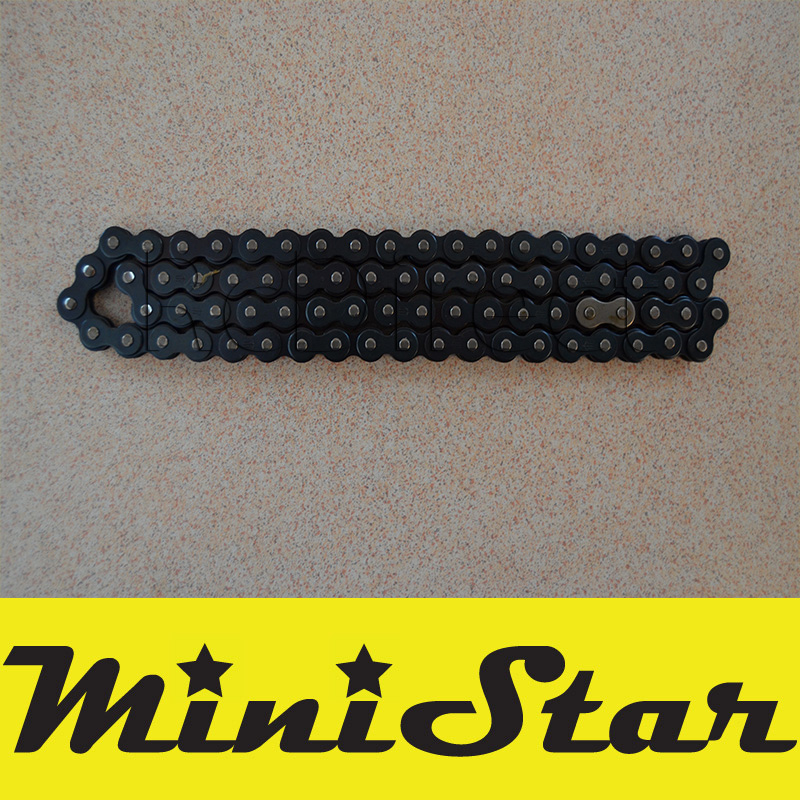 Catena 38 denti per Miniquad 110ccm